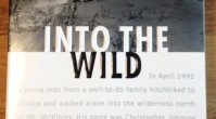 Jon Krakauer har skrivit boken Into the Wild